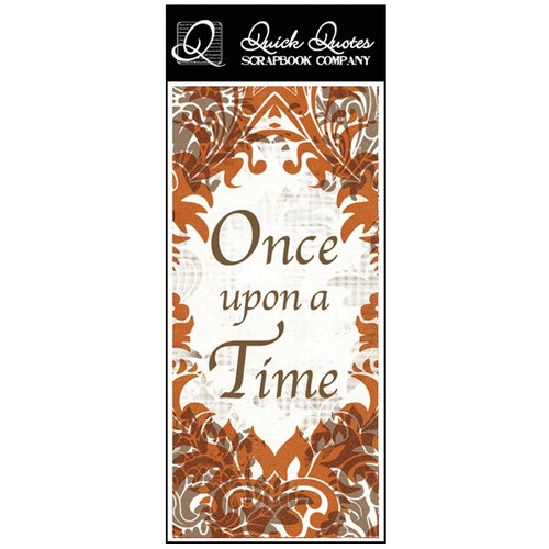 Once upon a Time - Color Vellum 3