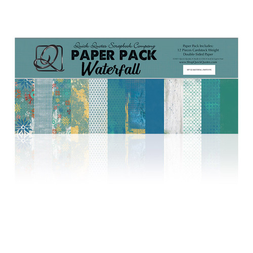 Waterfall Paper Pack