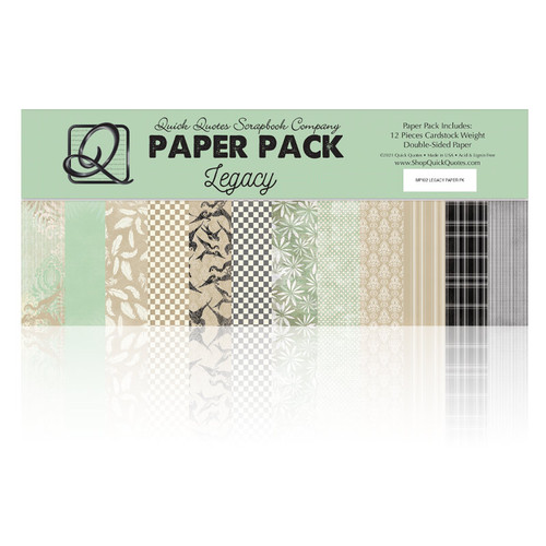 Legacy Paper Pack