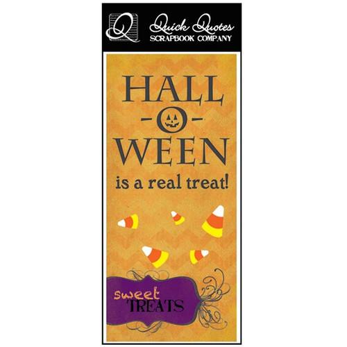 Hall-o-Ween - Color Vellum