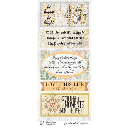 Enchanted Quotes & Phrases