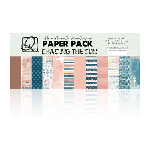 Chasing The Sun Paper Pack