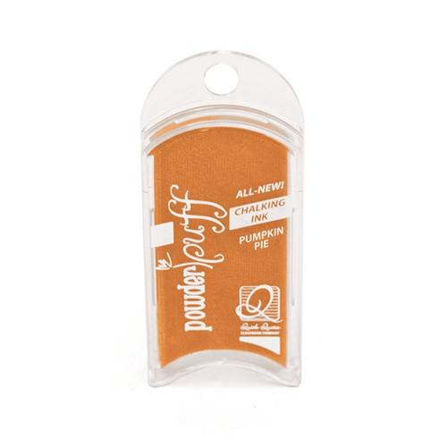 2020 Pumpkin Pie PowderPuff Chalking Inks