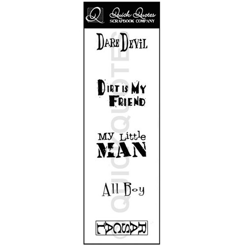 Dare Devil Vellum Strip