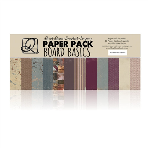 Board Basics Paper Pack