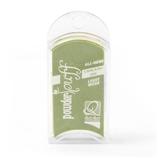 2016 Light Moss PowderPuff Chalking Inks