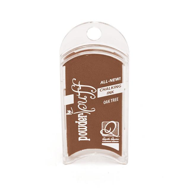 Oak Tree PowderPuff Chalking Inks (POW139)