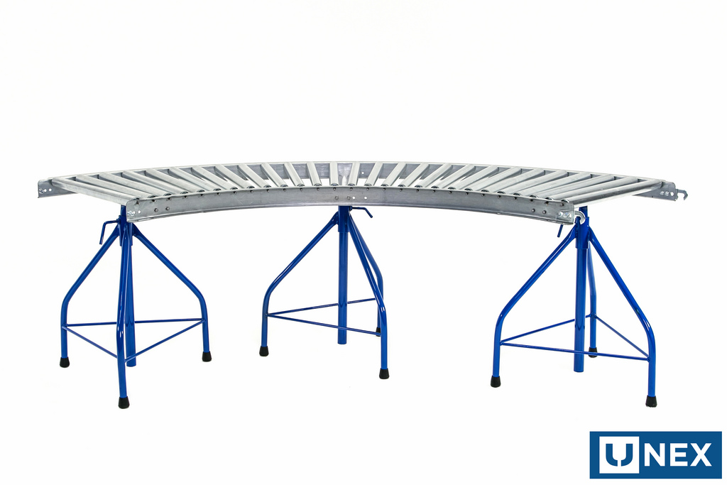 View UNEX Gravity Conveyors