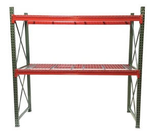 Speedrack Pre-Configured Pallet Rack