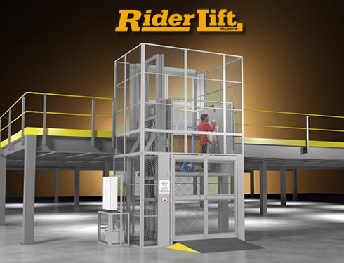 Wildeck RiderLift