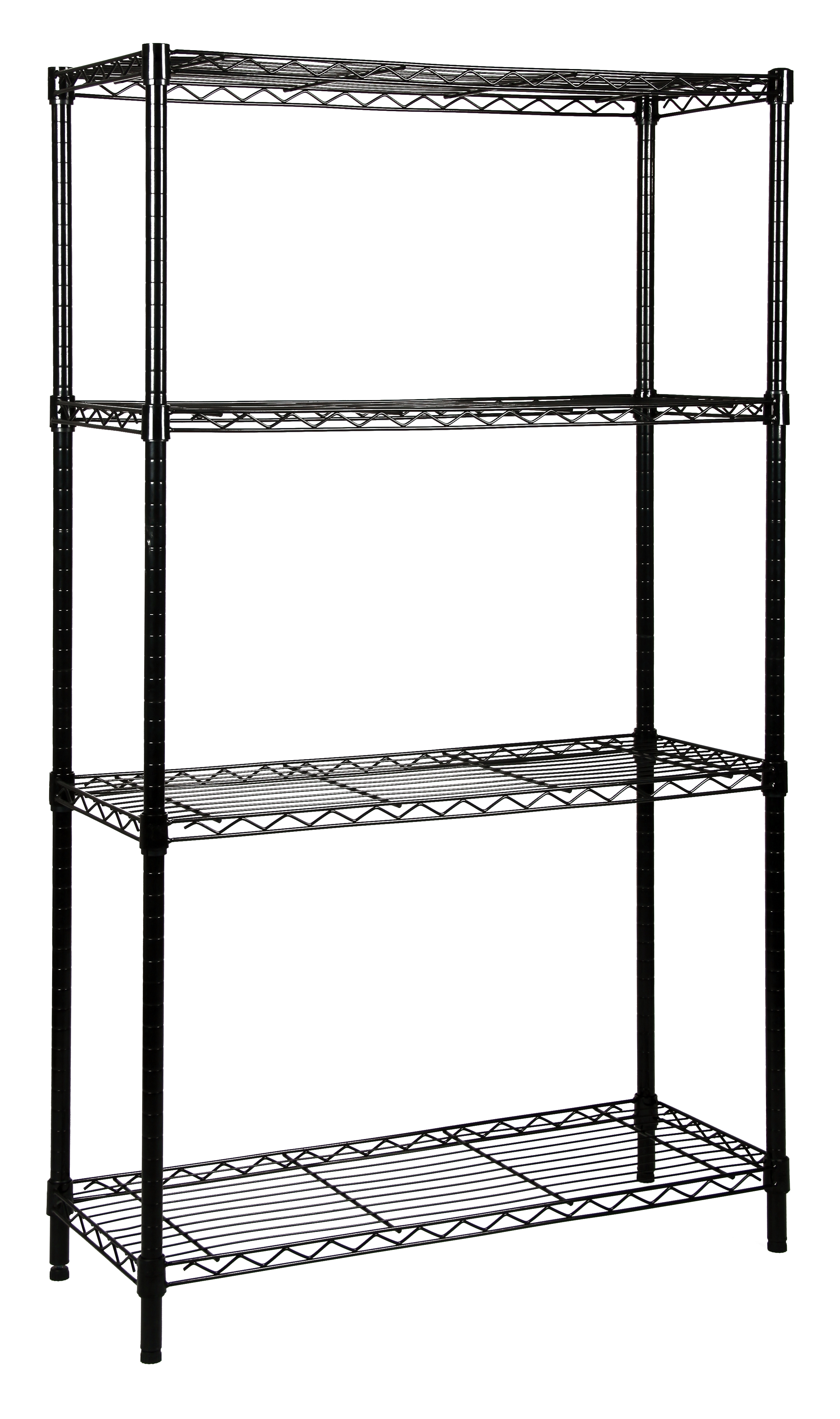 Black Wire Shelving Click here to Browse