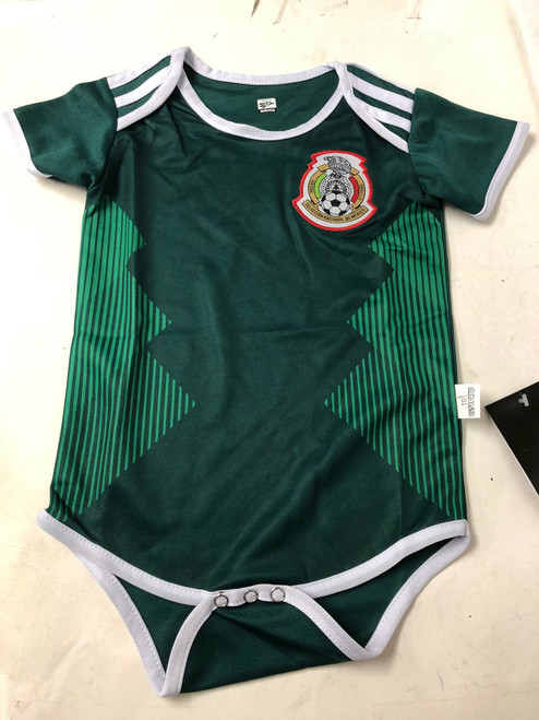Mexico Soccer Jersey for Babies