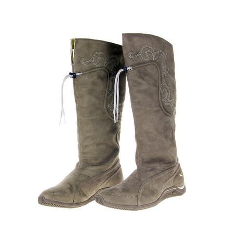 PUMA Women's Flurry Boots - Linden Green