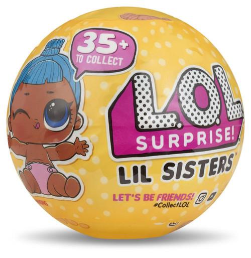 L.O.L. Surprise! Surprise Lil Sisters-Series 3 Collectible Dolls