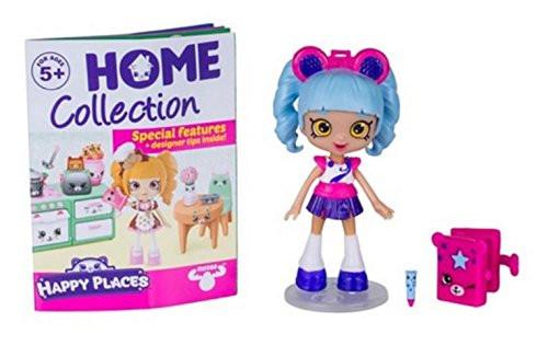 Happy Places Shopkins Single Pack Riana Radio Doll