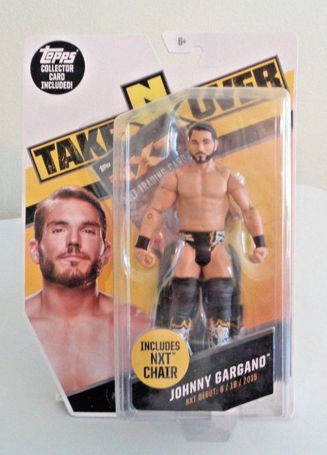 Johnny Gargano- NXT TakeOver Series Exclusive
