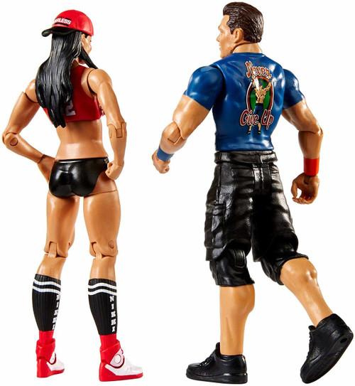 WWE Series # 51 The Miz & Maryse Figures, 2 Pack