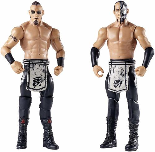 WWE Series # 50 Konner & Vicktor Figures, 2 Pack