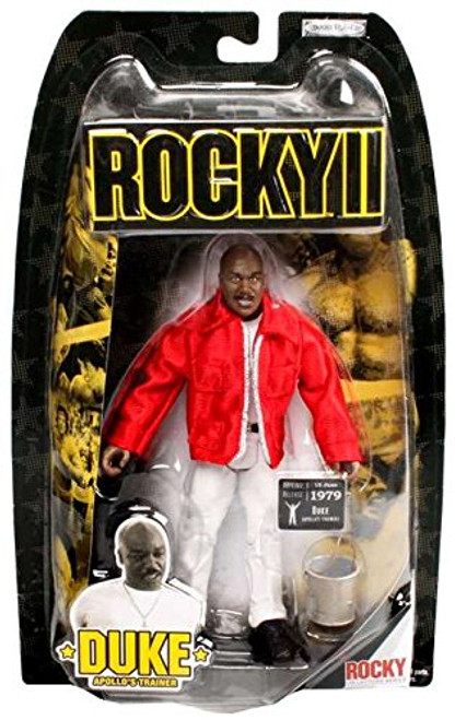 Rocky II: The Authentic Collection Action Figure Duke