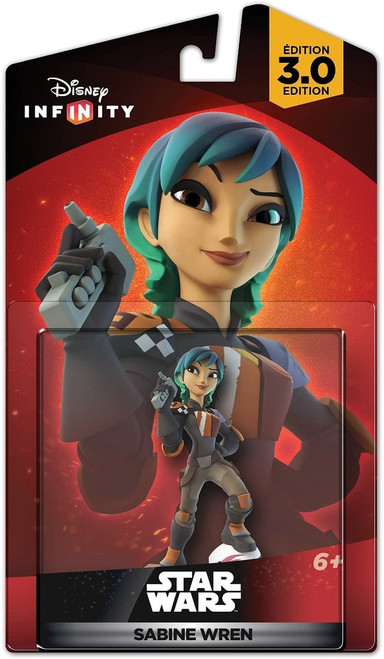 Disney Infinity 3.0 Edition: Star Wars Rebels Sabine Wren Figure