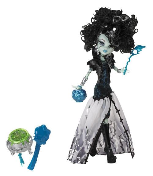 Monster High Ghouls Rule Frankie Stein Doll