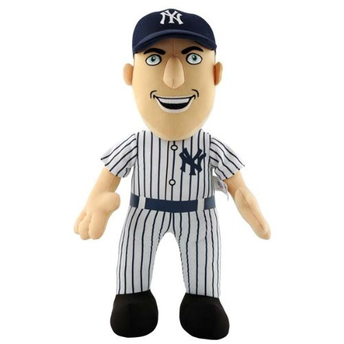 MLB New York Yankees Alex Rodriguez 14-Inch Plush Doll