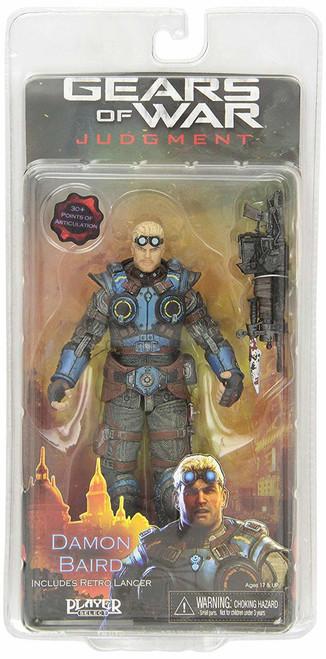 """Neca Gears of War Judgment - Baird 7"""" Action Figure"""