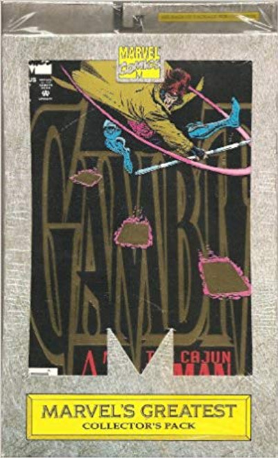 Marvel's Greatest Collector's Pack - Gambit #1 Thru #4
