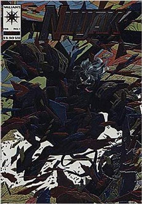 NINJAK #1, February 1994