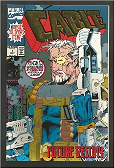 Cable #1 Future Destiny (Rocks and Waves, Volume 1)