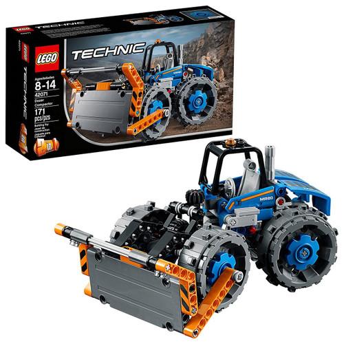 LEGO Technic Dozer Compactor 42071 Building Kit (171 Piece)