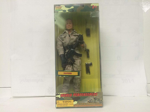 World Peacekeepers - Navy Seal Special Ops Figure