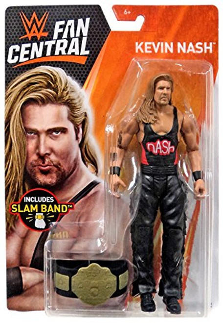 Kevin Nash WWE Fan Central Basic Exclusive Action Figure