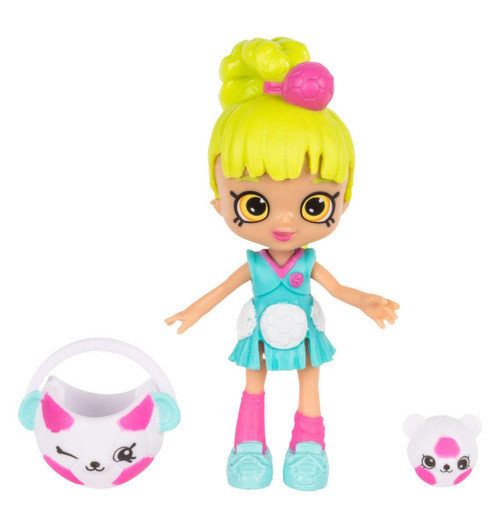 Happy Places Shopkins Doll Single Pack - Ballinda