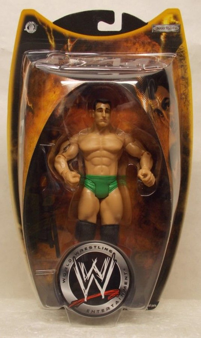 WWE Jakks Pacific Wrestling Action Figure Ruthless Aggression Series 17 Nunzio Ticket Giveaway