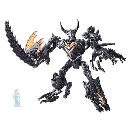 Entertainment Earth Transformers The Last Knight Infernocus