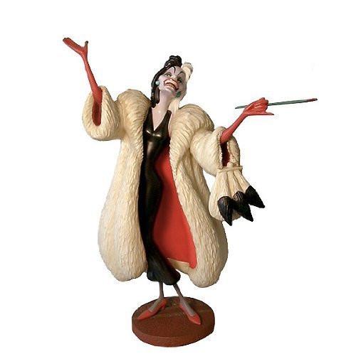 WDCC Cruella De Vil Anita Daahling! by Walt Disney Classics Collection