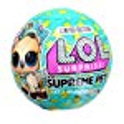 LOL Suprise Supreme Pet Exclusive Limited Edition Luxe Bling Pony