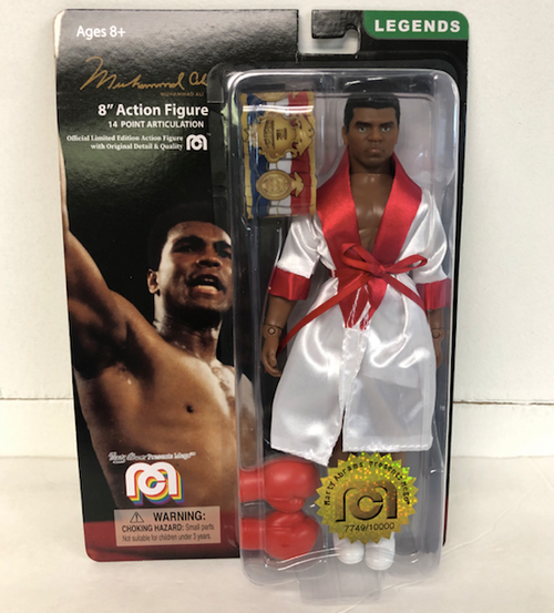 Mego Corp Muhammad Ali 8'' Action Figure (Marty Abrams 7749/10000)