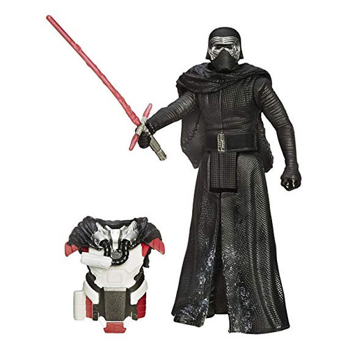 Star Wars The Force Awakens 3.75-Inch Figure Snow Mission Armor Kylo Ren