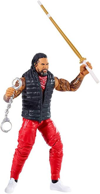 WWE Elite Jey Uso Figure