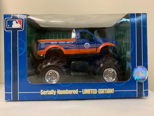 New York Mets Ford F-350 Monster Truck