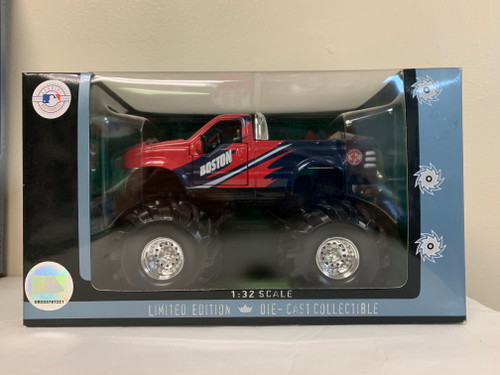Boston Red Sox Ford F-350 Monster Truck
