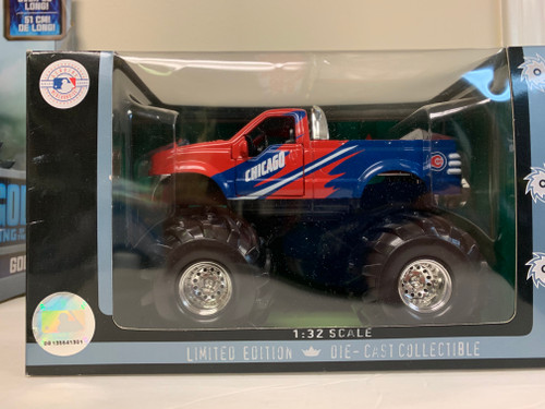 Chicago Cubs Ford F-350 Monster Truck