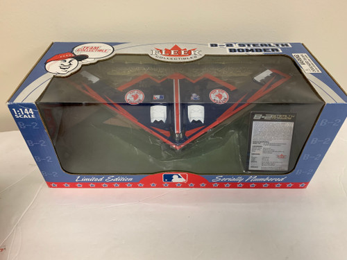 Boston Red Sox B-2 Stealth Bomber