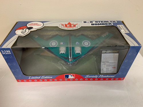 Seattle Mariners B-2 Stealth Bomber