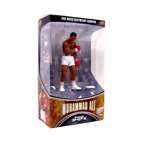 Upper Deck Pro Shots Series 1 Action Figure Muhammad Ali, 1965 World Heavyweight Champion