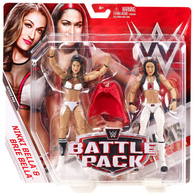 WWE FGY25 Women Action Figures Assorted Nikki Bella Mattel
