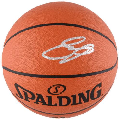 GORDON HAYWARD Charlotte Hornets Autographed Spalding Basketball FANATICS