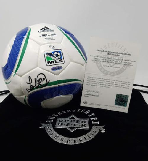 LANDON DONOVAN Autographed Adidas MLS Soccer Ball - Limited Edition 1 of 10 - UDA